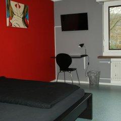 Budget Hostel Zurich Стандартный номер с различными типами кроватей фото 2