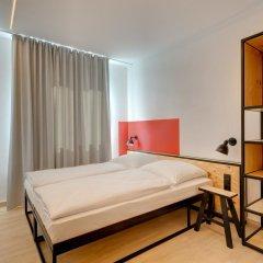 MEININGER Hotel Leipzig Hauptbahnhof 3* Стандартный номер с двуспальной кроватью