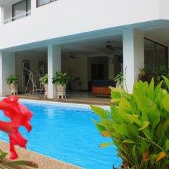 Отель The Monaco Residence Pattaya Таиланд, Паттайя - отзывы, цены и фото номеров - забронировать отель The Monaco Residence Pattaya онлайн бассейн фото 2