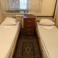 Гостиница Hostels Paveletskaya Стандартный номер с разными типами кроватей фото 13