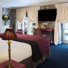 Отель Bourgogne Et Montana 4* Стандартный номер