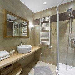 Отель Willa Tatiana Lux Закопане ванная
