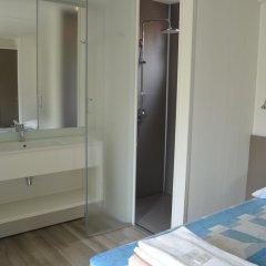 Отель Camping Village Roma Бунгало Делюкс с различными типами кроватей фото 4