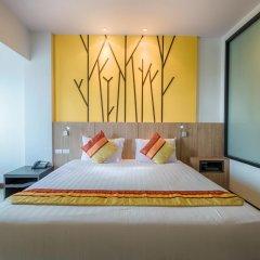 The BluEco Hotel комната для гостей фото 5