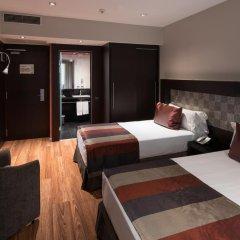 Отель Catalonia Port 4* Стандартный номер с различными типами кроватей