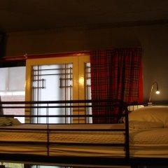 Mr.Comma Guesthouse - Hostel Кровать в общем номере с двухъярусной кроватью фото 3