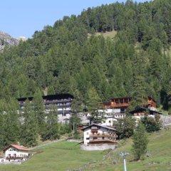 Hotel Zebru Стельвио балкон
