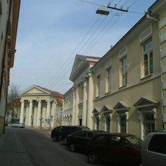 Отель Skapo Apartments Литва, Вильнюс - отзывы, цены и фото номеров - забронировать отель Skapo Apartments онлайн парковка