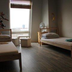 Fabrika Hostel Стандартный номер фото 5