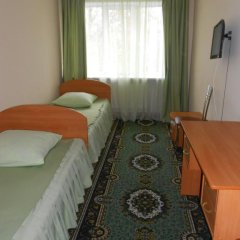 Гостиница Березка Стандартный номер разные типы кроватей фото 18