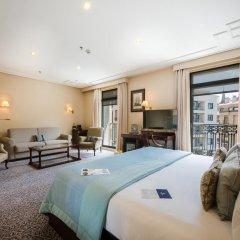 Hotel Londres y de Inglaterra 4* Улучшенный номер с различными типами кроватей фото 4