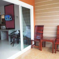 Отель Hatzanda Lanta Resort 3* Номер Делюкс фото 2