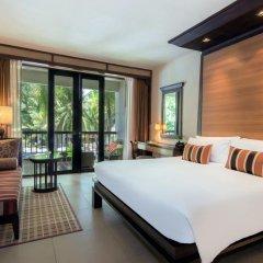 Отель Siam Bayshore Resort Pattaya 5* Номер Делюкс с двуспальной кроватью фото 13