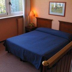 Отель Villa Eur Parco Dei Pini 3* Стандартный номер с двуспальной кроватью фото 2