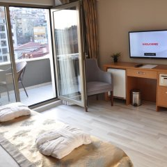 Waw Hotel Galataport удобства в номере