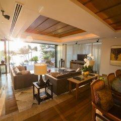 Отель Trisara Villas & Residences Phuket 5* Стандартный номер с различными типами кроватей фото 20