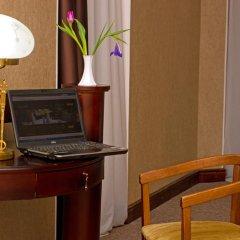 Отель Boutique Villa Mtiebi 4* Стандартный семейный номер с двуспальной кроватью фото 18