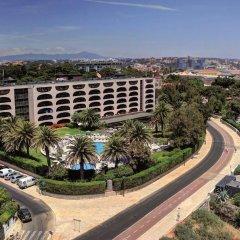 Отель Vila Gale Cascais балкон
