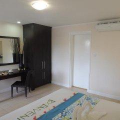 Hotel La Roussette 3* Стандартный номер с двуспальной кроватью фото 2