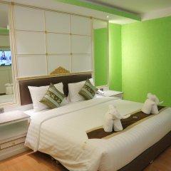 Отель Achada Beach Pattaya 3* Номер Делюкс с различными типами кроватей фото 7