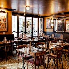 Отель Villa D'Estrees Париж гостиничный бар