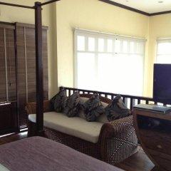 Отель Seashell Resort Koh Tao 3* Вилла с различными типами кроватей фото 12