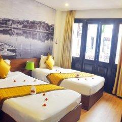 Vinh Hung 2 City Hotel 2* Стандартный номер с различными типами кроватей фото 7