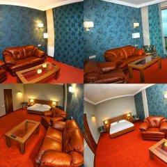 Amberd Hotel 3* Семейный номер Делюкс разные типы кроватей фото 5