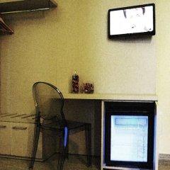 Отель Albergo Firenze 3* Стандартный номер с различными типами кроватей фото 13