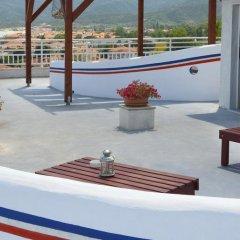 Отель Aristea Studios балкон