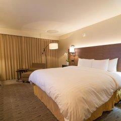 Miyako Hotel Los Angeles 3* Представительский номер с различными типами кроватей