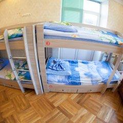 Like Hostel Коломна Кровать в общем номере с двухъярусной кроватью фото 7