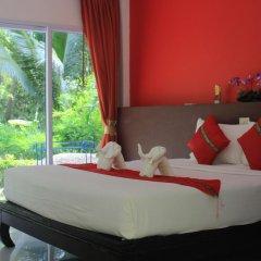 Отель Siva Buri Resort 2* Номер Делюкс с различными типами кроватей фото 7