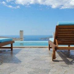 Paradise Villas 2* Вилла с различными типами кроватей фото 26