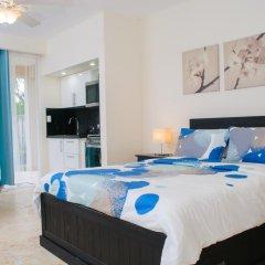 Отель Gusto Tropical Dependance Доминикана, Бока Чика - отзывы, цены и фото номеров - забронировать отель Gusto Tropical Dependance онлайн комната для гостей фото 4