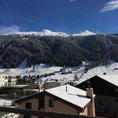 Отель Alberti 5 Швейцария, Давос - отзывы, цены и фото номеров - забронировать отель Alberti 5 онлайн фото 4