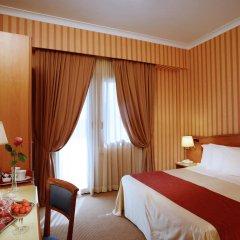 Отель Best Western Rome Airport 4* Стандартный номер с различными типами кроватей фото 2