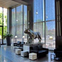 Отель Art Hotel Olympic Италия, Турин - отзывы, цены и фото номеров - забронировать отель Art Hotel Olympic онлайн фитнесс-зал фото 2