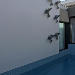 Апартаменты Cosmo Apartments Sants Барселона бассейн