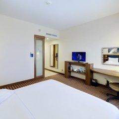 Гостиница Hampton by Hilton Волгоград Профсоюзная 4* Стандартный номер с различными типами кроватей фото 23