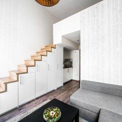 Отель Erzsébet Apartmanok Апартаменты с различными типами кроватей фото 8