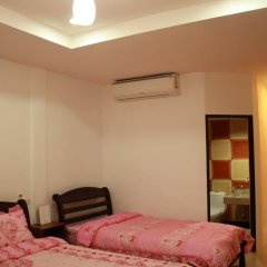 Отель Relaxation 2* Стандартный номер разные типы кроватей фото 16