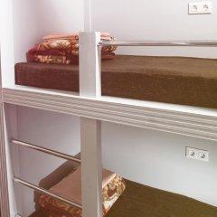Хостел Привет Кровать в общем номере двухъярусные кровати фото 21