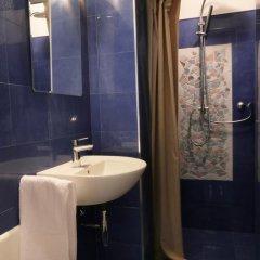 Отель Suite piazzetta villani Пресичче ванная