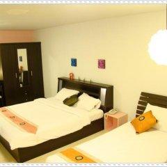 Pattaya 7 Hostel Стандартный номер с разными типами кроватей (общая ванная комната)