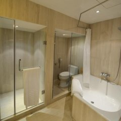 Sunshine Hotel Shenzhen 5* Представительский люкс с различными типами кроватей фото 10