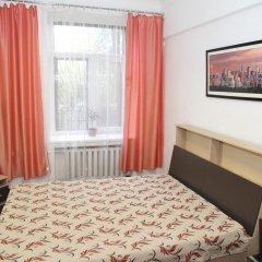 Хостел Столичный Экспресс Кровать в общем номере с двухъярусной кроватью фото 19