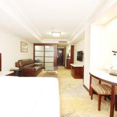 Overseas Chinese Friendship Hotel 3* Люкс с различными типами кроватей фото 2