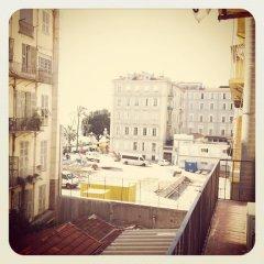 Отель Appartement Magnifique - Vieux Nice Франция, Ницца - отзывы, цены и фото номеров - забронировать отель Appartement Magnifique - Vieux Nice онлайн балкон