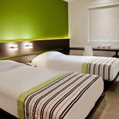 Отель City Express Junior Cancun Мексика, Канкун - отзывы, цены и фото номеров - забронировать отель City Express Junior Cancun онлайн комната для гостей фото 8